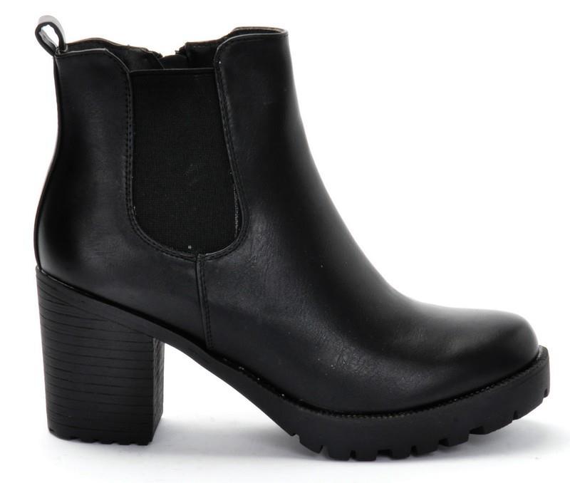 элегантные ботинки челси
