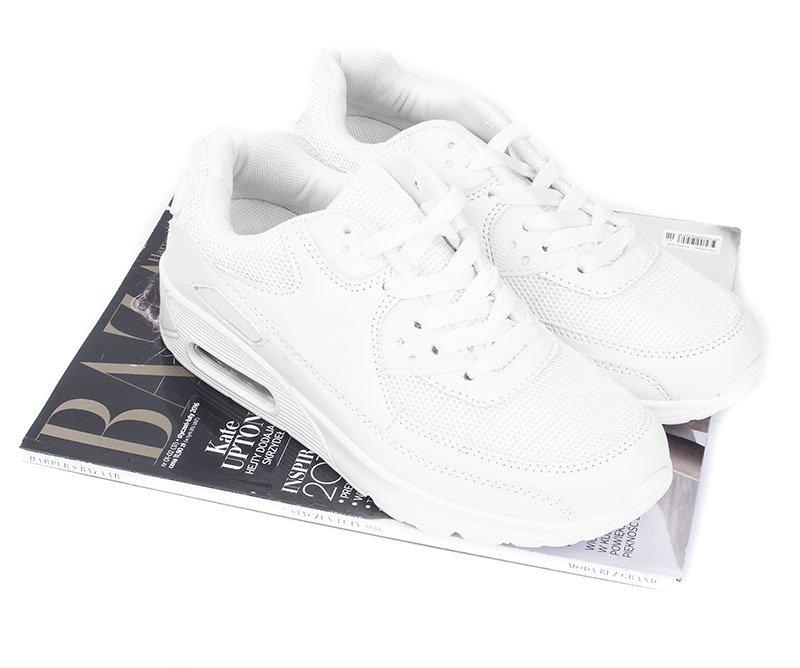 białe adidasy damskie