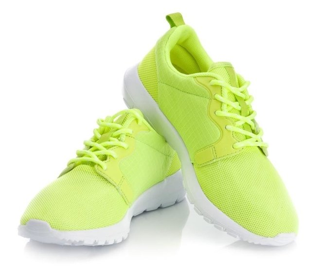 ADIDASY AIR THE SPORT NEON GREEN