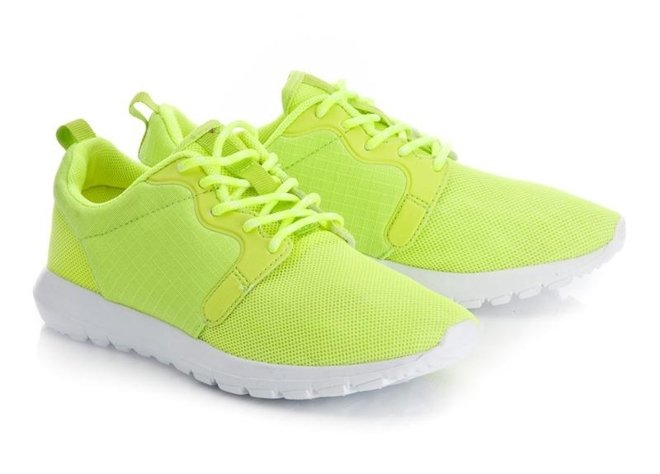 SNEAKERSY AIR THE SPORT NEON GREEN 2