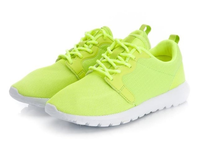 SNEAKERSY AIR THE SPORT NEON GREEN