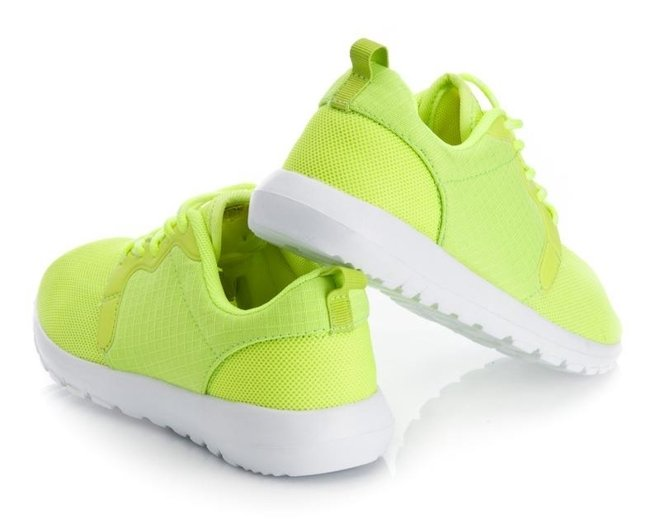 SNEAKERSY AIR THE SPORT NEON GREEN 3