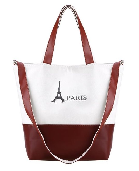 TOREBKA SHOPPER BAG PARIS 3